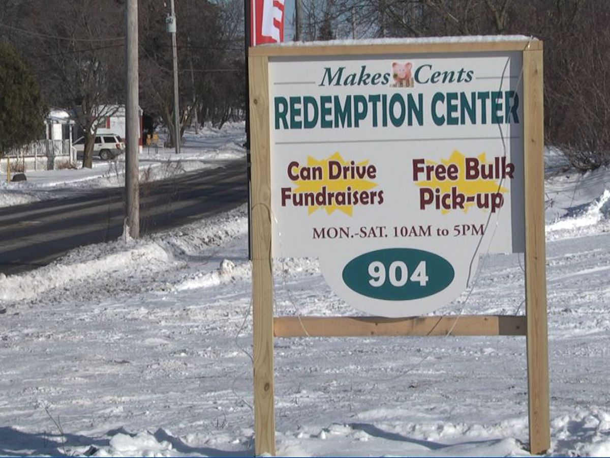 New Redemption Center Open in Watertown