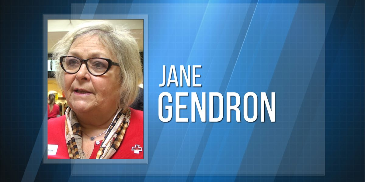 Gendron set to retire from Red Cross post