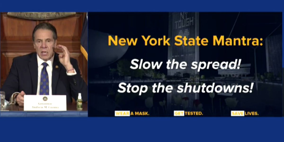 Cuomo says he thinks state will avoid another shutdown