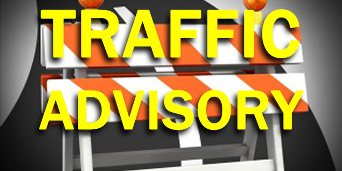 Traffic advisory: Watertown's Thompson Boulevard