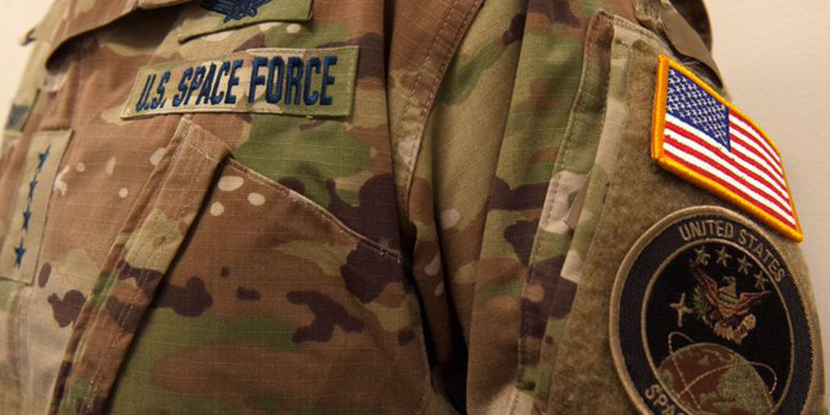 New Space Force uniforms are camo, but why?
