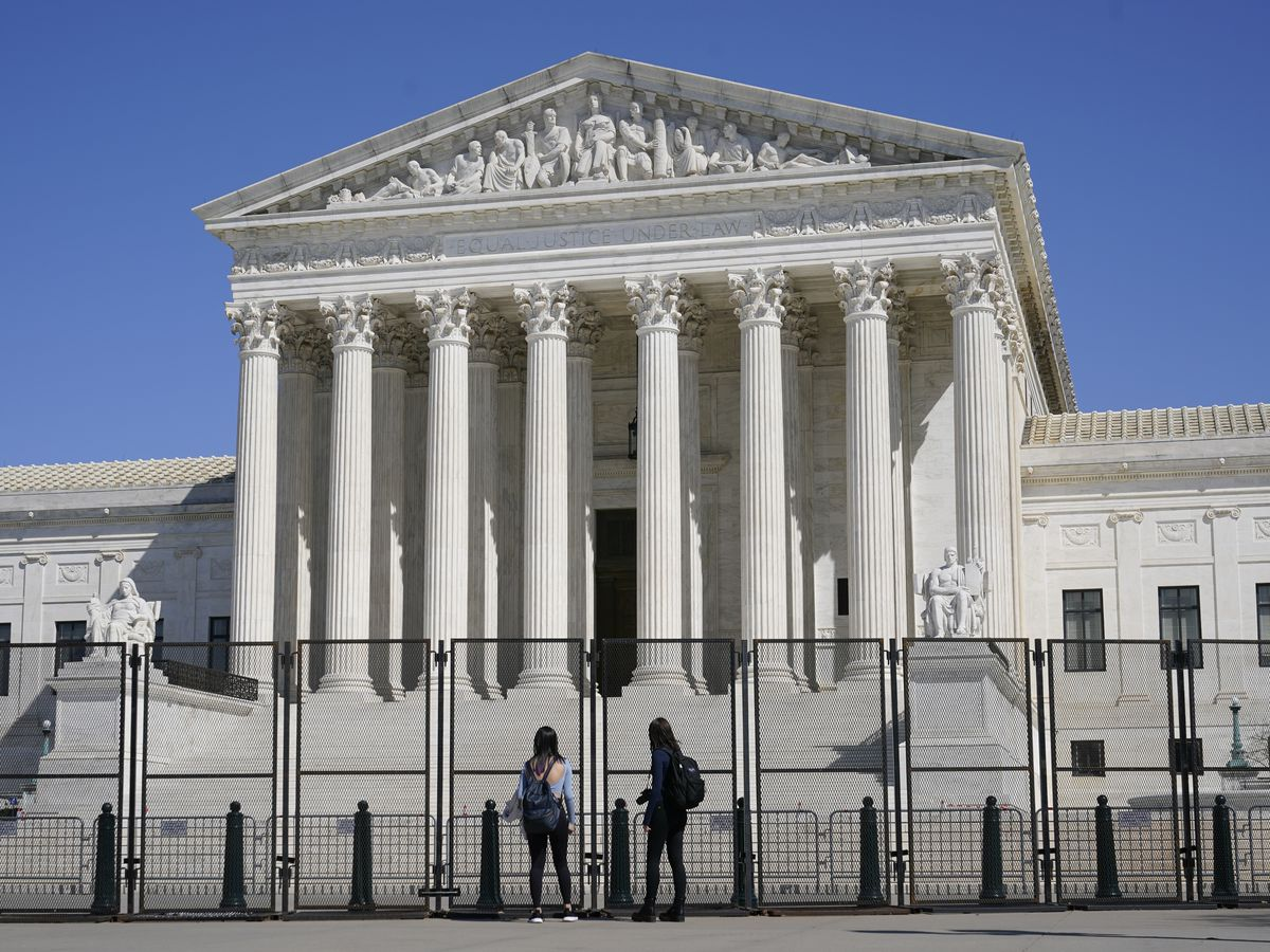 Democratic bill proposes Supreme Court expansion