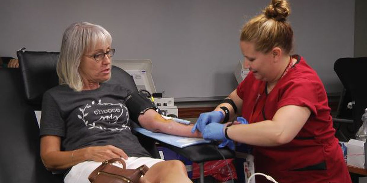 Blood donations especially needed during holiday season