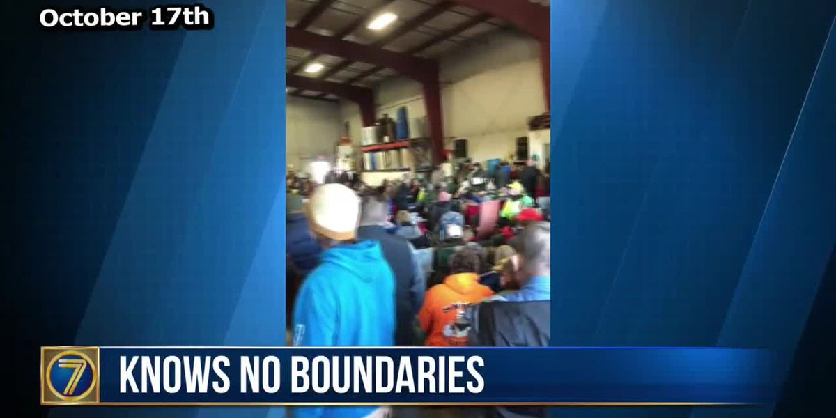 WWNY Auction, packed with people, leads to COVID concerns in 2 counties
