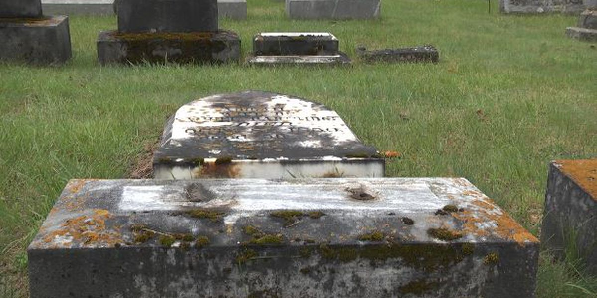 Potsdam's largest cemetery falls on hard times