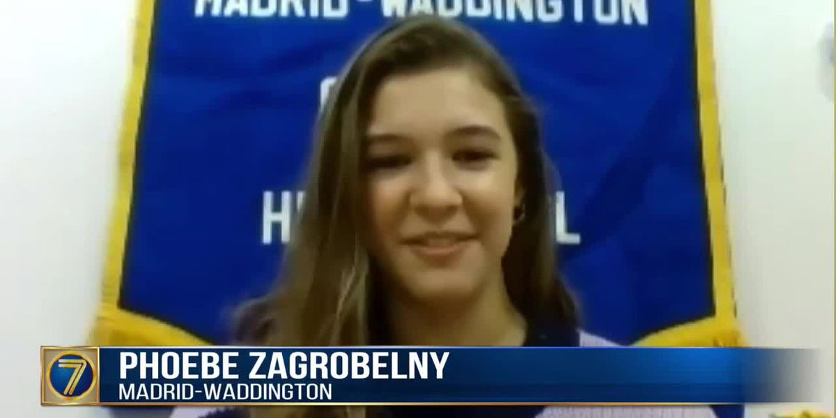 Academic All-Star: Phoebe Zagrobelny