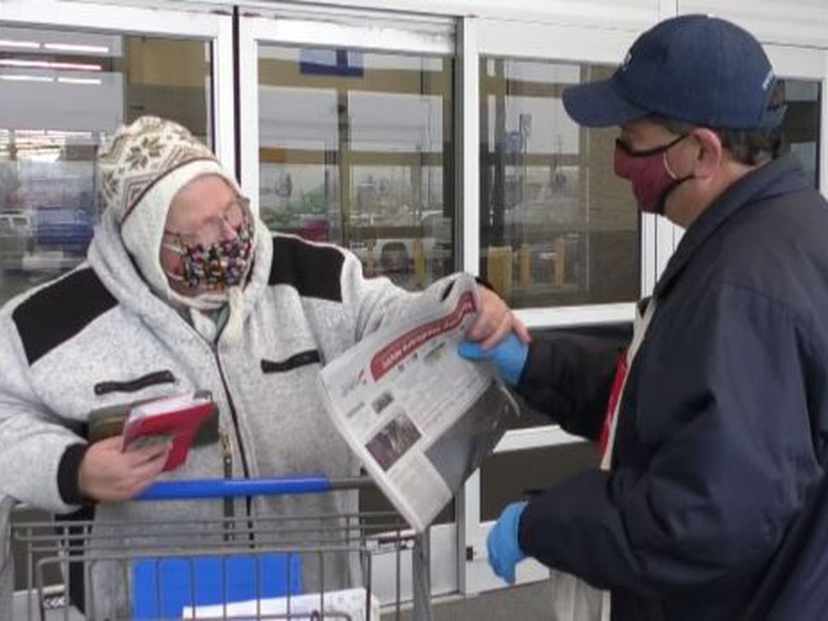 Old Newsboys Day marks 74th year of raising funds for Salvation Army