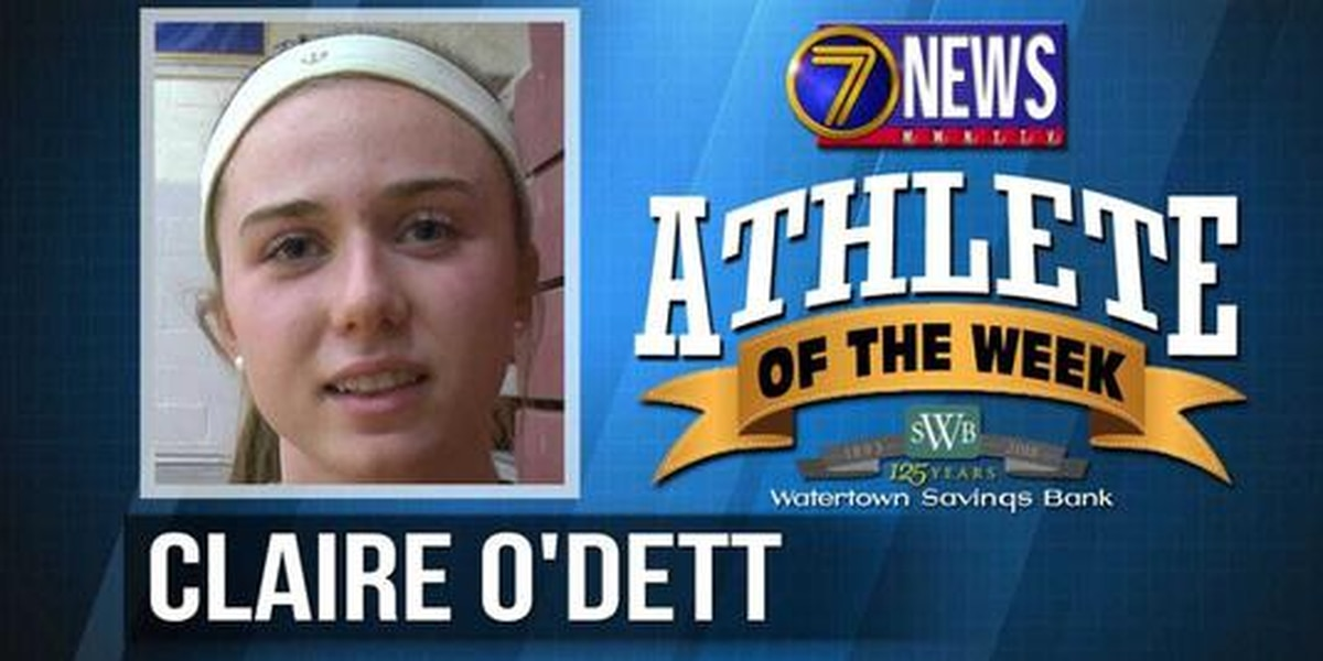 Athlete of the Week: Claire O'Dett