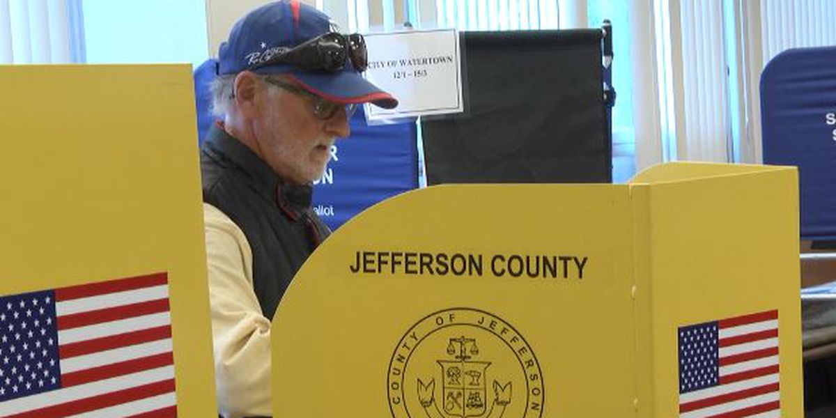 Early voting goes smoothly, election officials report
