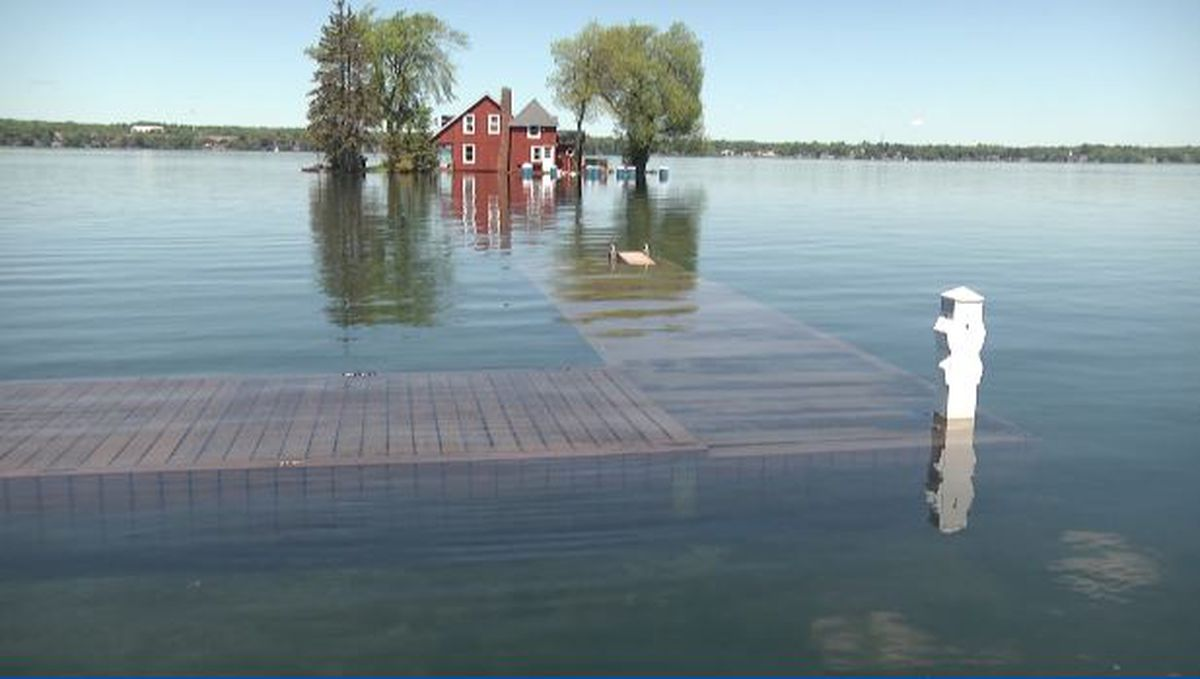 Uncertainty Over Flooding Haunts St Lawrence River Residents