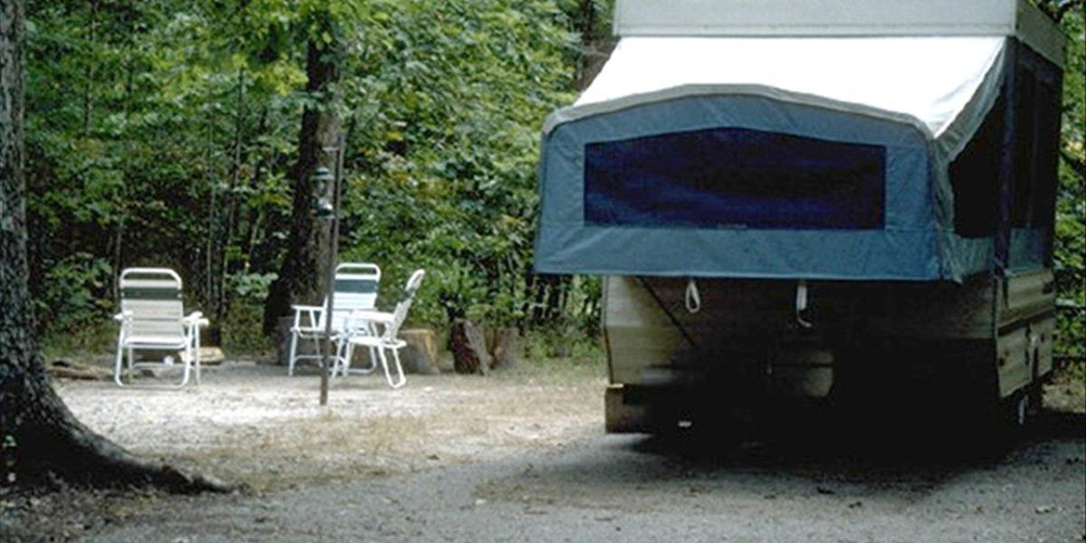 Despite flooding, state parks campgrounds see record attendance