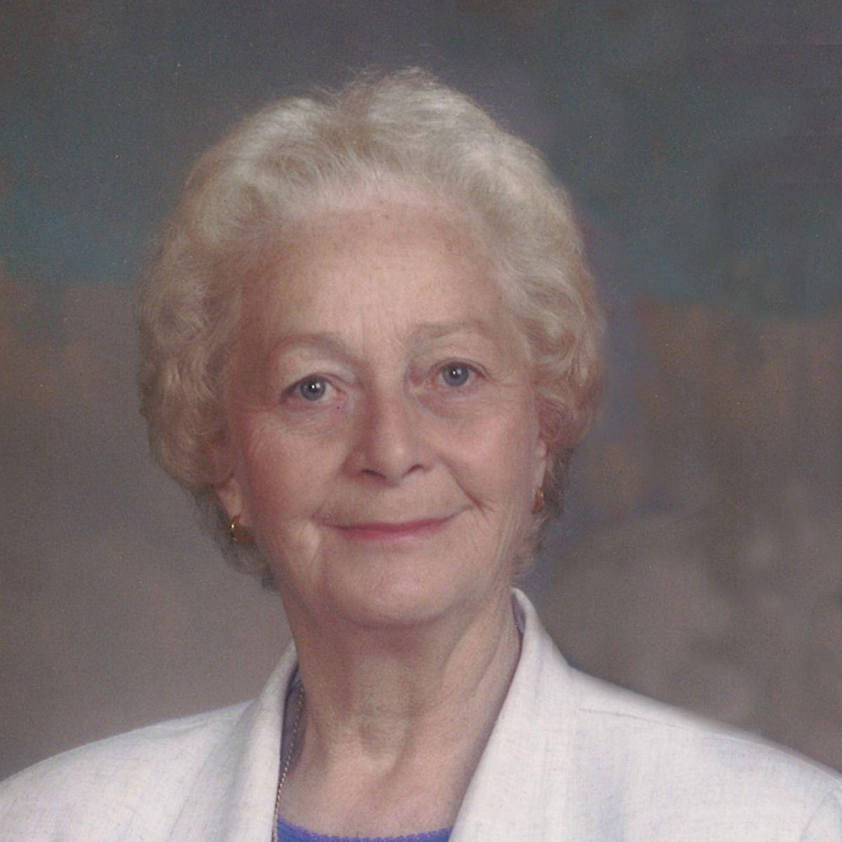 June Henry McQueeney, 88, of Waddington