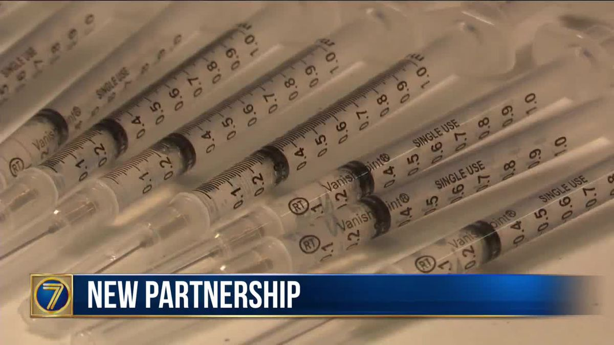 Partnership designed to help 65 and old age group get COVID vaccine