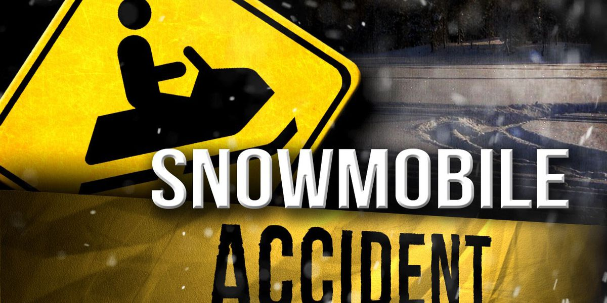 Massena man injured in fatal snowmobile crash