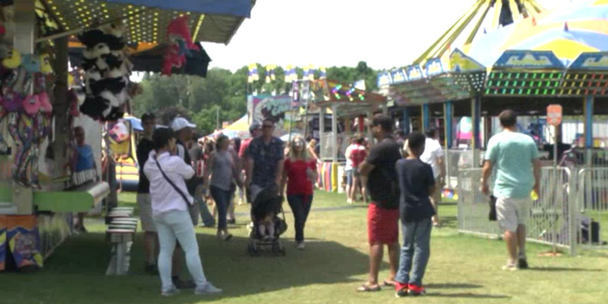 County fairs making a comeback? It's too soon to tell