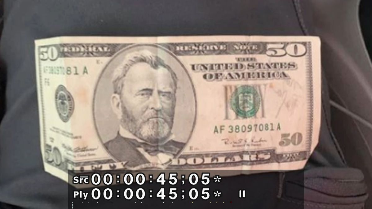 Former north man seeks $50 bill from his grandparents