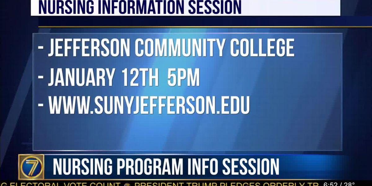 JCC hosts nursing program info session