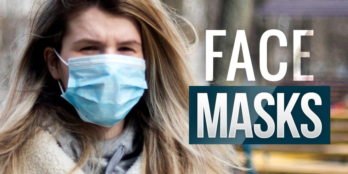 Health officials explain need for wearing face masks