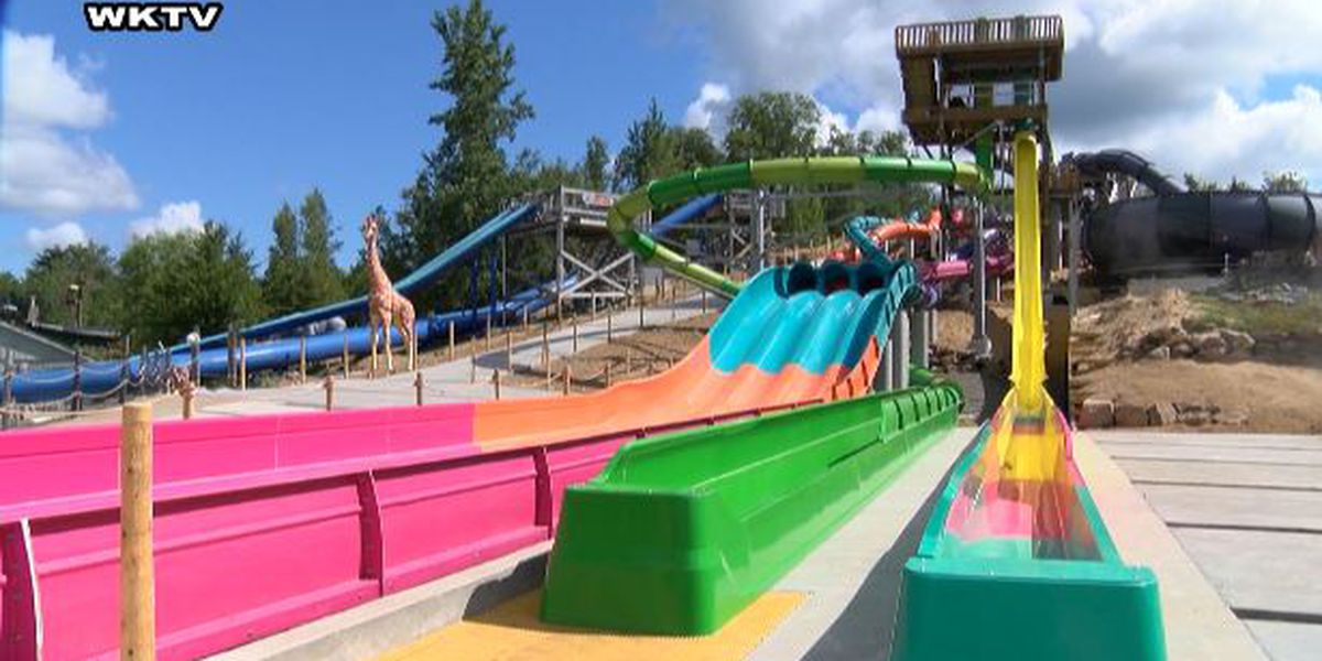 Enchanted Forest Water Safari closed for rest of season