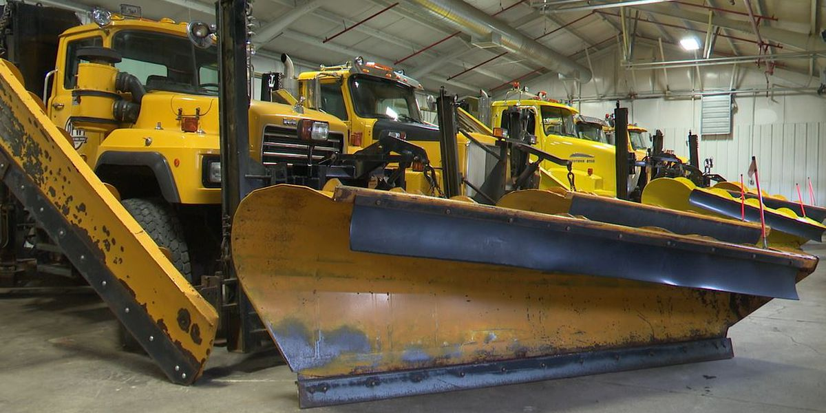 With snow coming, north country gets ready to plow