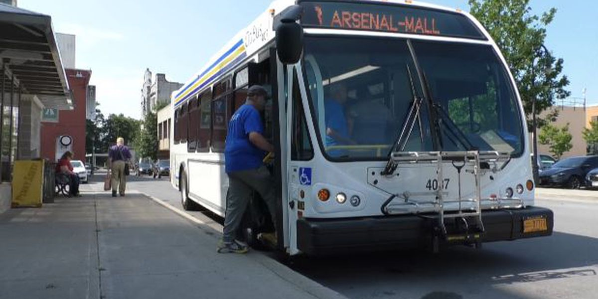 Watertown buses offer Saturday stops in Thompson Park