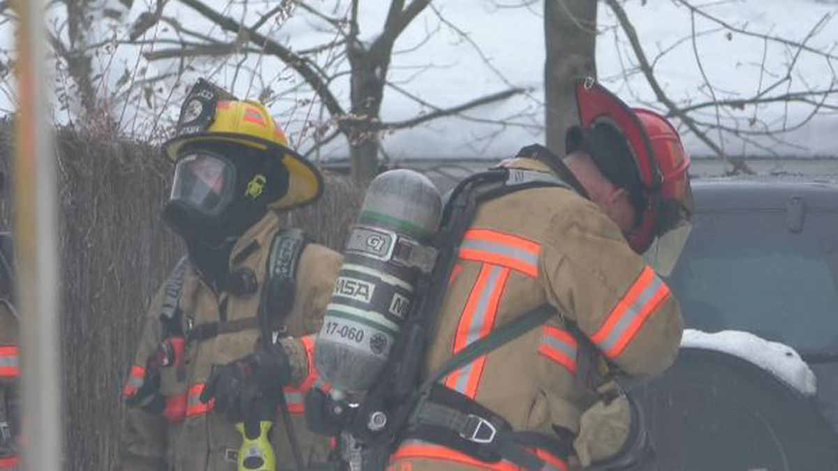 Watertown fire chief: 'this time of year is tough on my guys'