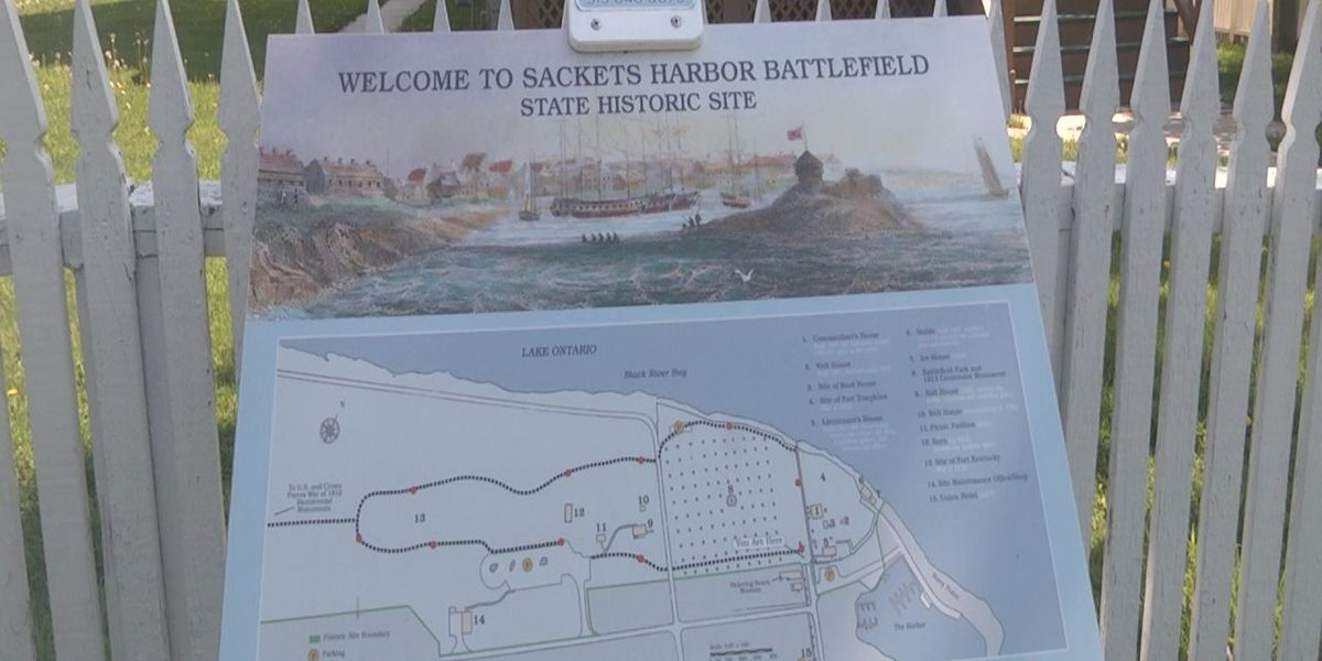 Sackets Harbor Battlefield Sharing Local History Safely