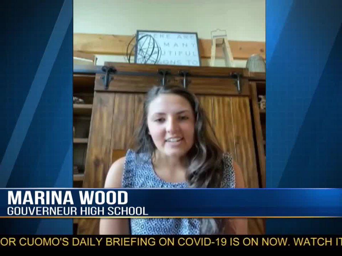 Academic All-Star: Marina Wood