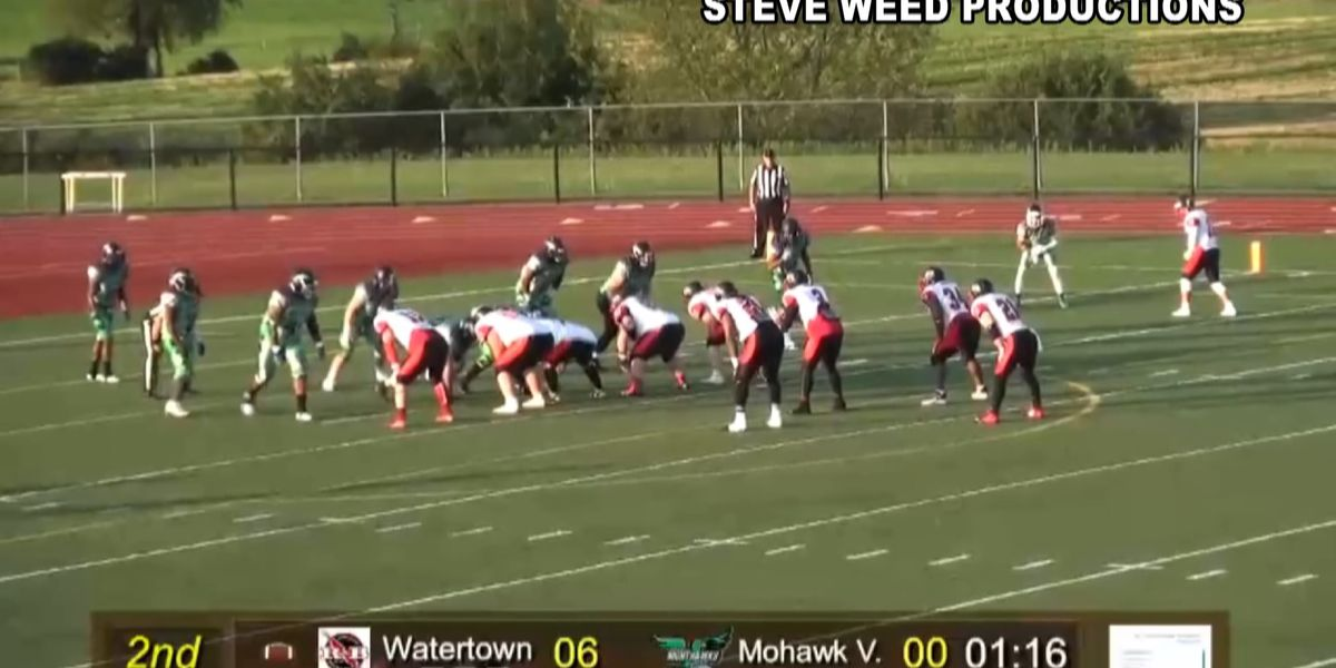 Saturday Sports: Red & Black double up Mohawk Valley