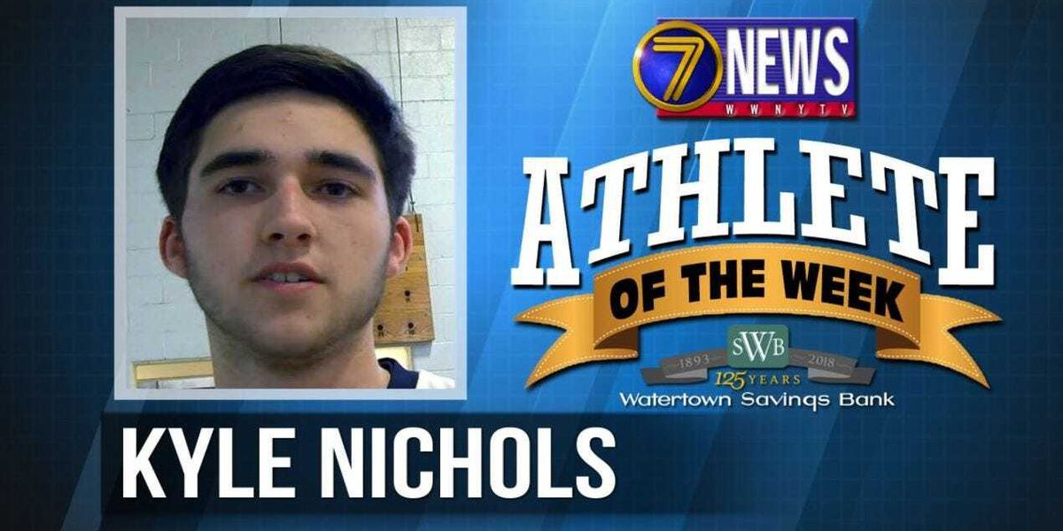 Athlete of the Week: Kyle Nichols