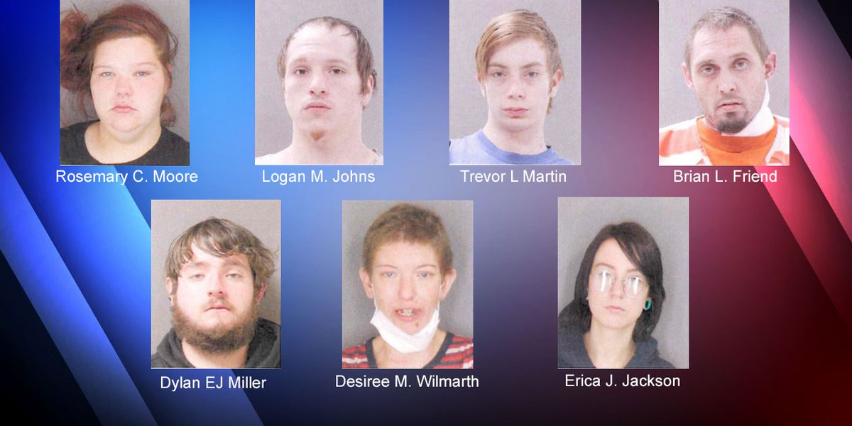 7 in Gouverneur charged with manufacturing meth