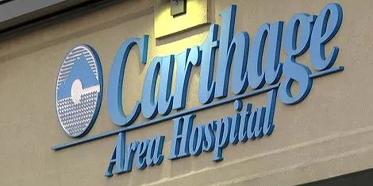 Carthage Area Hospital suspends visits, with some exceptions