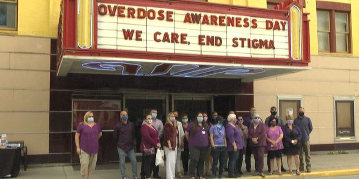 Promoting awareness of overdoses