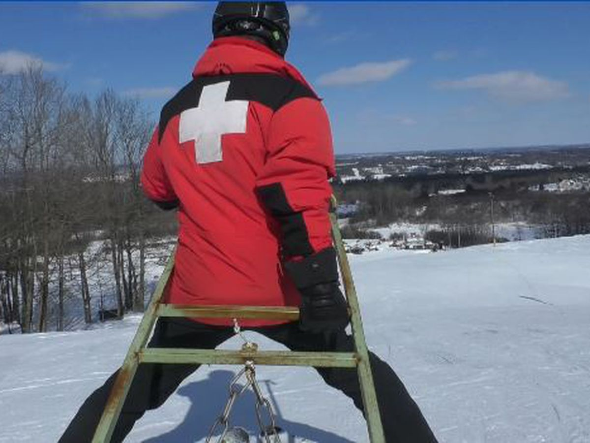Ski patrol seeks new members at Dry Hill
