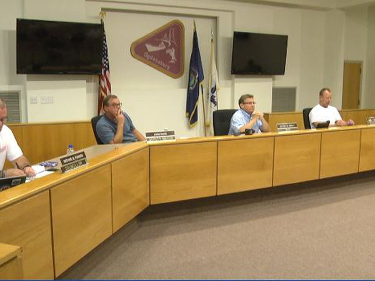 Yelling, swearing, locked doors: what happened at Ogdensburg's city council meeting?