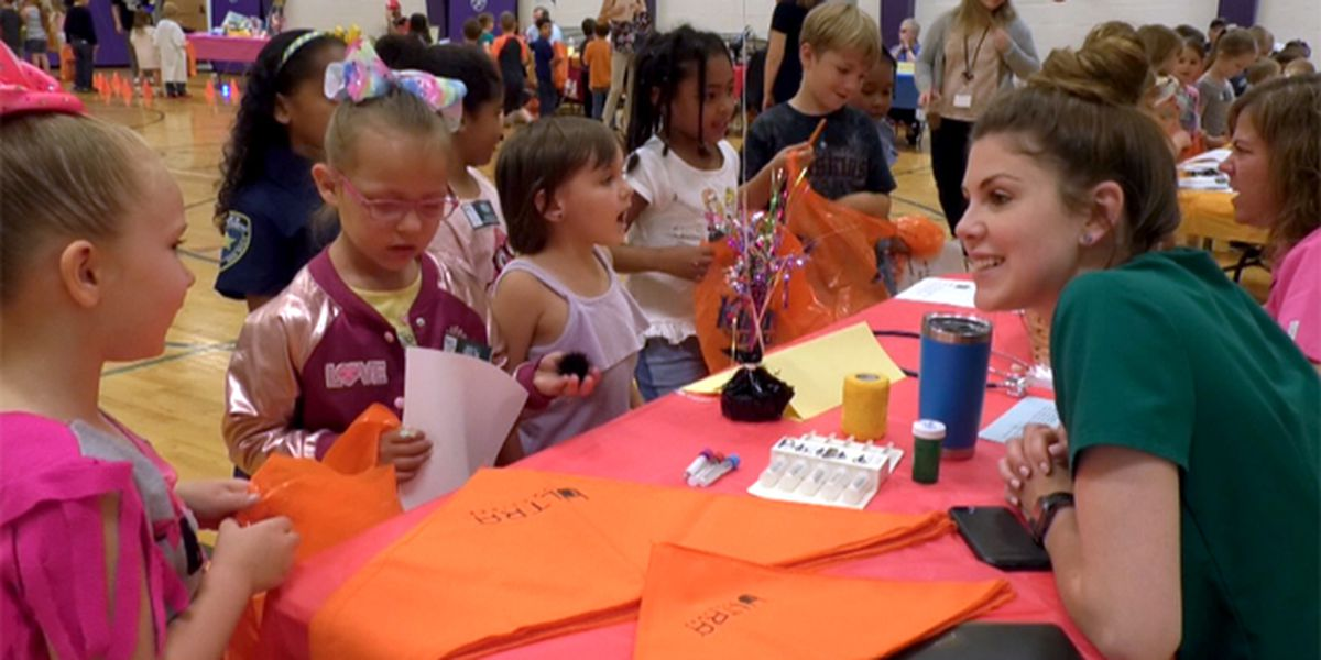 Students explore futures at Career Jam