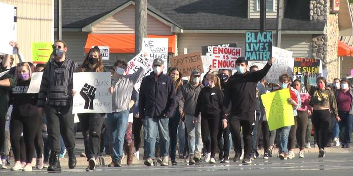 Protests concern local officials about spread of COVID-19