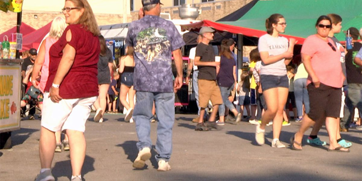 Good weather means good attendance at Gouverneur & St. Lawrence County Fair