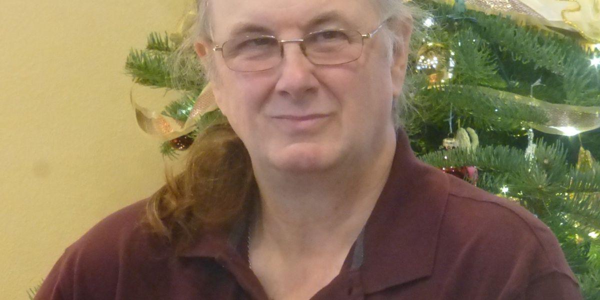 Christopher Mark Honsky, 64, formerly of Edwards