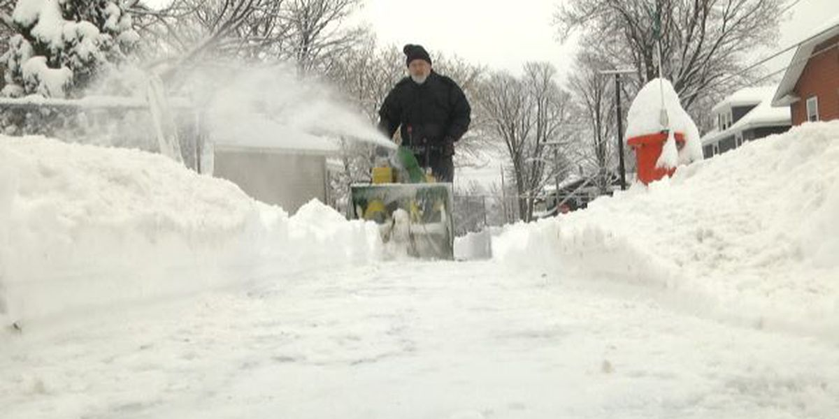Watertown residents reminded to clear sidewalks